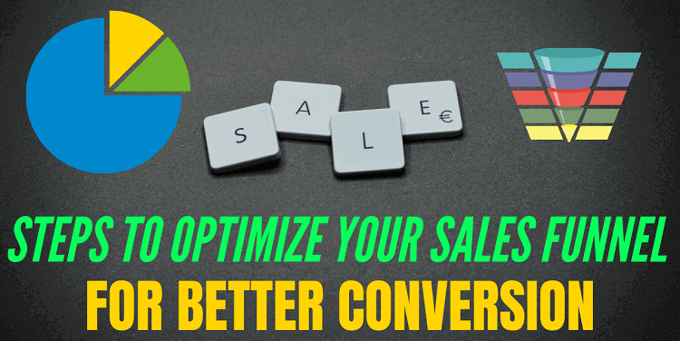 Increase Your Sales Funnel Conversion